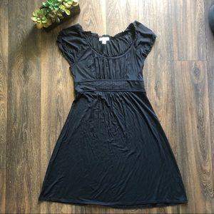 [LOFT] black dress